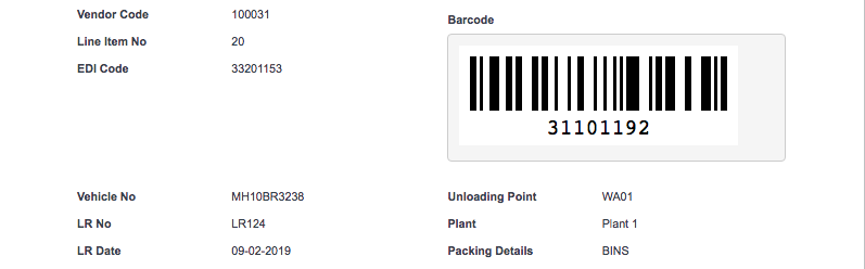 How To] Generate Barcodes in ERPNext using JsBarcode library