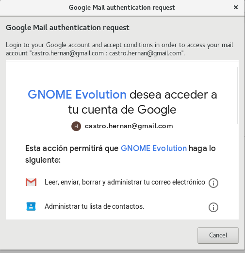 change default email google account