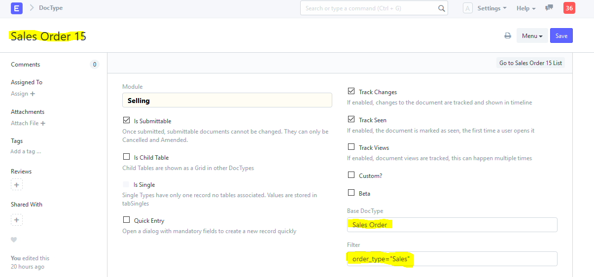 New Feature Proposal] Doctype Variant: more user friendly