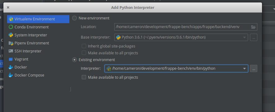 Instructions on how to debug in pycharm - Verified with